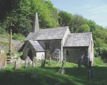 Culbone Church